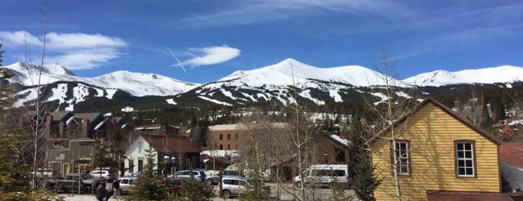 Contact a Breckenridge Realtor, Dina Sanchez. Keystone Ski Resort - Image by Stacy Sanchez