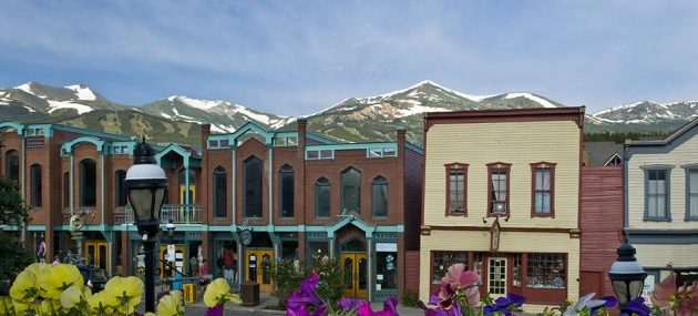 Carl Scofield Photography - Town of Breckenridge, Colorado