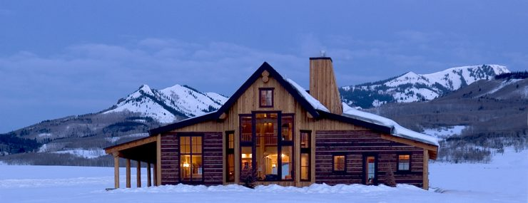 Breckenridge, Colorado Real Estate - Image: Carl Scofield Photography