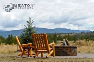 3 Steps to Live the Dream in Colorado | Firepit Close Up Kay Beaton Photography
