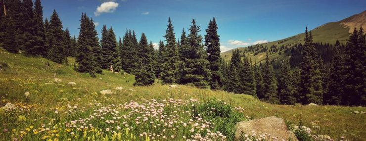 Mayflower Gulch near Copper Mountain - Image by Stacy Sanchez