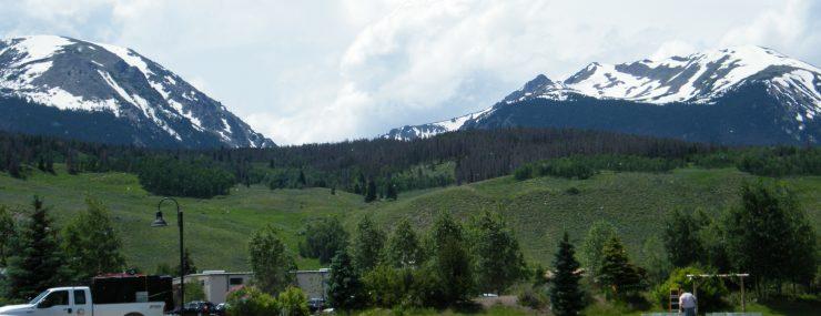 Silverthorne, Colorado - Image by Stacy Sanchez