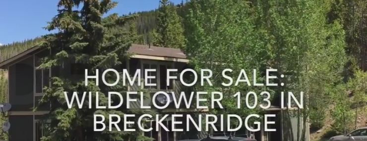 Video - Breckenridge Home for Sale Wildflower 103