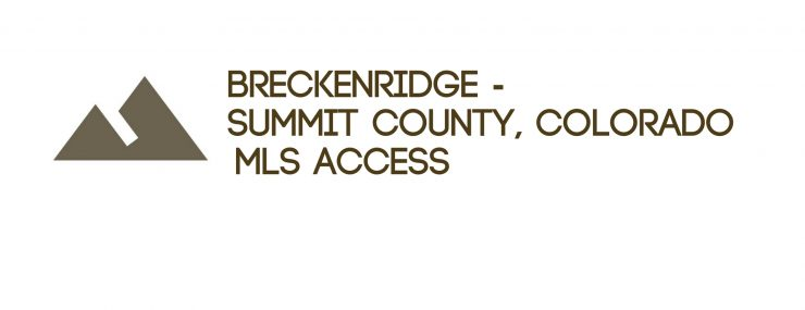 Breckenridge, CO MLS Access
