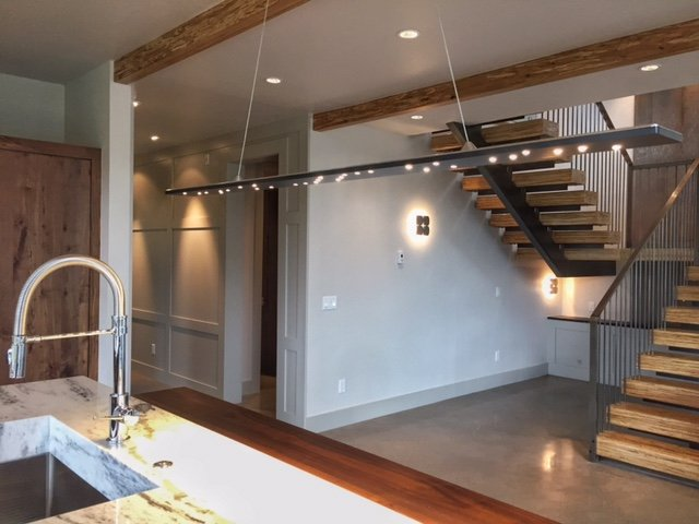 Kitchen Sink and Light - Town of Frisco, CO - Home for Sale, Waterdance
