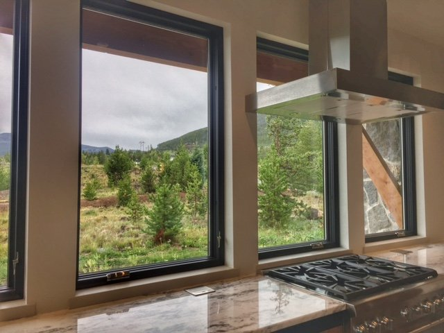 Kitchen Window - Town of Frisco, CO - Home for Sale, Waterdance