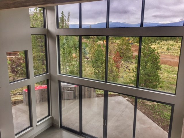 Living Room Windows - Town of Frisco, CO - Home for Sale, Waterdance