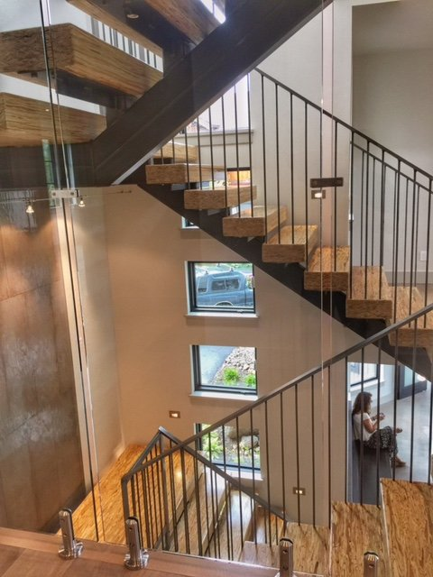 Staircase - Town of Frisco, CO - Home for Sale, Waterdance