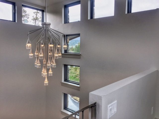 Windows and lights - Town of Frisco, CO - Home for Sale, Waterdance