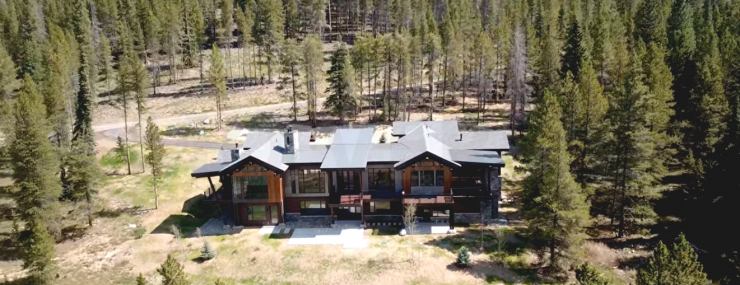 Breckenridge Home For Sale New Construction Muggins Gulch