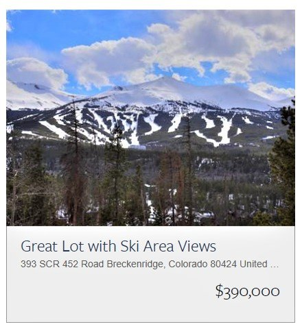 Breckenridge Land For Sale - 393 SCR 452