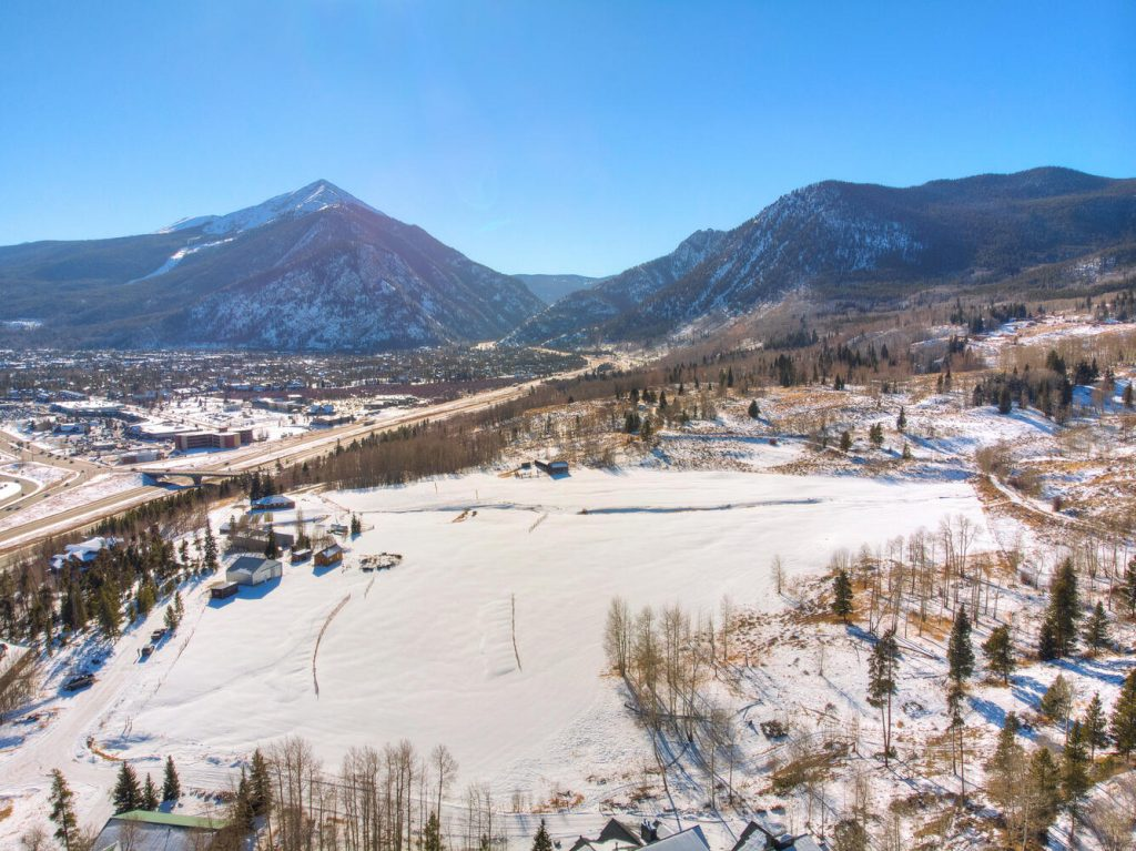 Land for Sale in Frisco, Colorado - 394 Giberson Rd.