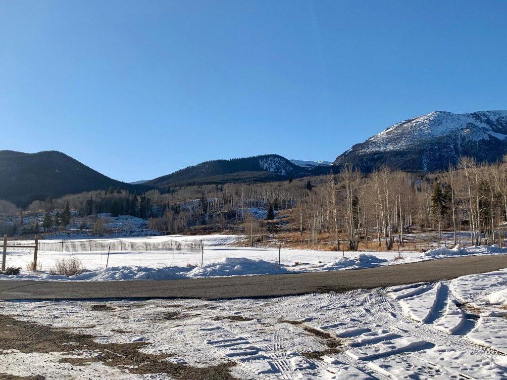 Breckenridge, Colorado Real Estate Market Opinion - Winter 2021 | 394 Giberson Rd Frisco Land For Sale