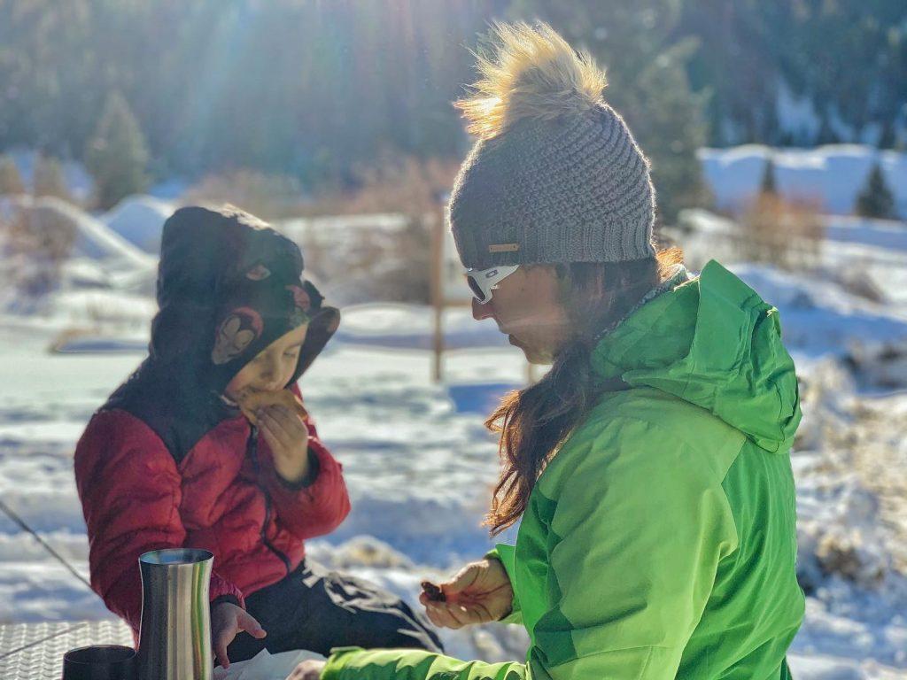 Breckenridge, Colorado Real Estate Market Opinion - Winter 2021 | Cutting Down a Christmas Tree in Breckenridge