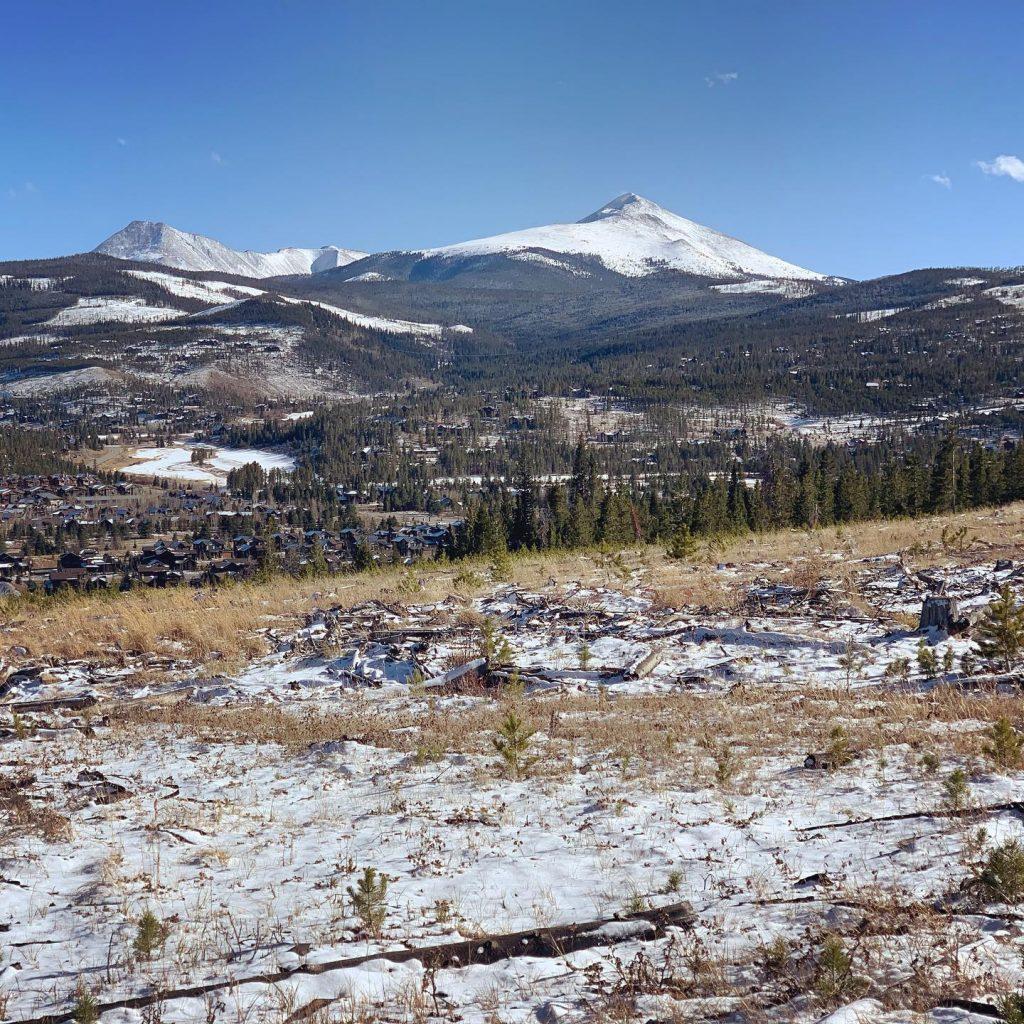 Breckenridge, Colorado Real Estate Market Opinion - Winter 2021 | Gold King Hiking