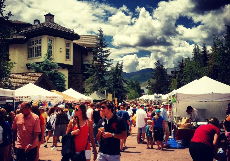 Vail Village - Image by Stacy Sanchez